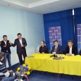Dupã o zi încãrcatã în evenimente desfãşurate în judeţul Gorj, Crin Antonescu, preşedintele PNL a ajuns marţi seara la Drobeta Turnu Severin, unde s-a întâlnit cu circa 400 de liberali...