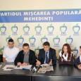 Luni, 20 octombrie a.c., la sediul Partidului Mişcarea Popularã Mehedinţi, din Drobeta Turnu Severin s-a desfãşurat o conferinţã de presã susţinutã de Gelu Vişan, secretarul general adjunct al PMP, şi...