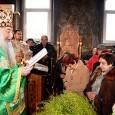 În Duminica Floriilor, pe 5 aprilie, Preasfinţitul Pãrinte Nicodim, Episcopul Severinului şi Strehaiei, a sãvârşit Sfânta Liturghie la biserica parohiei Jupalnic din Orşova. Popasul arhieresc în mijlocul credincioşilor orşoveni a...