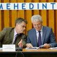 În acest moment Primaria municipiului Drobeta Turnu Severin are în fruntea sa doi lideri importanţi ai UNPR Mehedinţi. Primarul Severinului, Constantin Gherghe, este preşedintele UNPR Mehedinţi, iar viceprimarul Liviu Nicolicea...