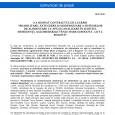 """În data de 10.06.2015, la sediul SOCIETĂŢII SECOM SA, s-a semnat contractul de lucrări """"Reabilitare, extindere şi modernizare a sistemelor de alimentare cu apă şi canalizare în judeţul Mehedinţi, aglomerările..."""