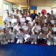 Desfãşurat în sala de Judo şi Arte Marţiale a clubului, concursul a reunit la start 40 de sportivi de la cinci cluburi. O datã cu acest eveniment devenit tradiţional pentru...