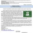 """COMUNICAT DE PRESĂ Proiect POSDRU/135/5.2/S/129247 Proiectul """"Sustenabilitate în mediul rural prin investiţia în resurse umane!"""" a ajuns la final Agenţia Judeţeană pentru Ocuparea Forţei de Muncă din Călăraşi anunţă închiderea..."""