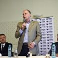 Sâmbãtã, 23 aprilie a.c., în prezenţa a peste 200 de membri şi simpatizanţi, Partidul Social Românesc – filiala Mehedinţi, şi-a prezentat candidaţii ce vor intra în cursa pentru alegerile locale...
