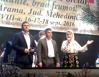 În perioada 16 – 18 septembrie 2016, la Baia de Aramã a fost mare sãrbãtoare. S-au celebrat zilele oraşului şi a avut loc cea a XIII-a ediţie a Festivalului Naţional...