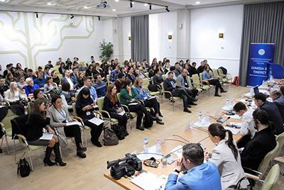 În perioada 13-16.11.2016, am participat în calitate de invitat, din partea Cartelului Alfa în Republica Moldova, la Conferinţa Internaţionalã a Tinerilor Sindicalişti organizatã de Comisia de Tineret a Confederaţiei...