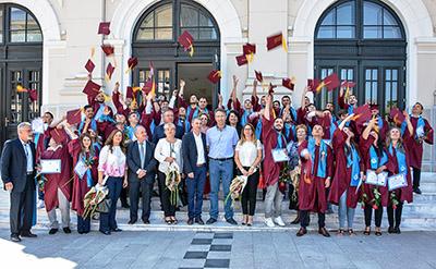 """Continuând tradiţia din ultimii ani, în data de 19 iunie 2017, la Palatul Cultural """"Teodor Costescu"""", un loc încãrcat de culturã şi istorie mehedinţeanã, a avut loc cursul festiv..."""