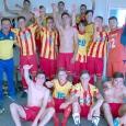 Dupã ce au ratat calificarea în Liga Elitelor, elevii pregãtiţi de Marian Brihac au un parcurs perfect în seria a VII-a regionalã a Campionatului Naţional de fotbal rezervat juniorilor...
