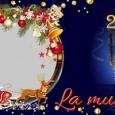 Dorim ca anul în care paşim să vă găsească sănătoşi şi în cele mai fericite clipe ale vieţii. 2018 să vă aducă împliniri şi numai bucurii. La mulţi ani! Redacţia...