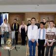 """Muzeul Regiunii Porţilor de Fier şi Centrul Cultural """"Nichita Stãnescu"""" au organizat la Pavilionul Multifuncţional marţi, 23 ianuarie a.c., începând cu ora 12.00, evenimentul cultural"""" Unirea Naţiunea a Fãcut-o!""""...."""