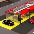 """NICOLAE OCTAVIAN COSMIN anunţă publicul interesat asupra depunerii solicitării de emitere a acordului de mediu pentru proiectul """"Construire spălătorie auto, platformă betonată şi copertină"""", propus a fi amplasat în..."""