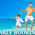 """Alegerea unei oferte early booking (""""rezervare din timp"""") asigură o serie de avantaje importante, care permit o vacanţă mai ieftină în plin sezon. Desigur, există şi oferta last minute (""""în..."""